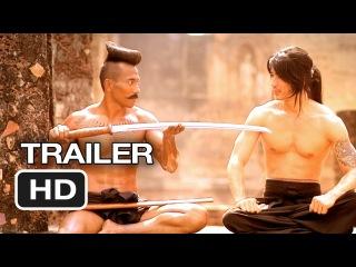 Онг Бак: Тайский Воин .Muay Thai Warrior Blu-ray Release Trailer 1 (2013) - Tony Jaa Martial Arts Movie HD