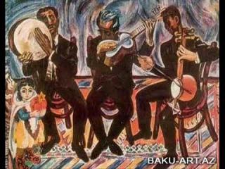 Азербайджанская национальная музыка -Сары Гелин
