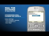 Set up Mail for Exchange on your Nokia Asha 302