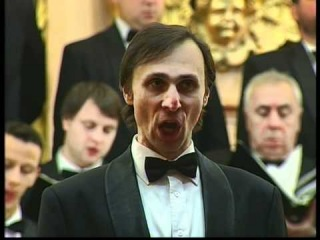 """Капела ім. Ревуцького - """"Молітесь, братія, молітесь!"""