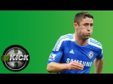 chat with Gary Cahill as he discusses singing LMFAO, David Luiz' hair & RDM's influence on the team