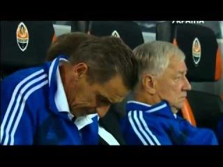 Шахтёр — Динамо (Киев) 4-1 гол СРНА Shakhtar 4 - 1 Dinamo Kiev