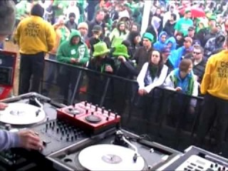 Another Brick In The Wall - DJ ENFERNO - LRP at Shamrock Fest 09