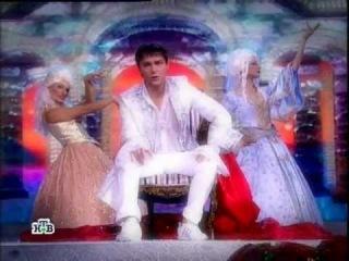 Юрий Шатунов - Карнавальная ночь на НТВ (2010)