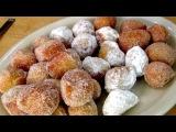 Zeppole - Italian Doughnuts Recipe by Laura Vitale - Laura in the Kitchen Episode 163