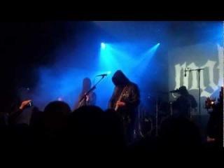 MGLA - VII live @ Black Flames of Blasphemy III 16.11.2012