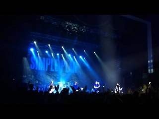 Simple Plan - Astronaut - 14/04/2012