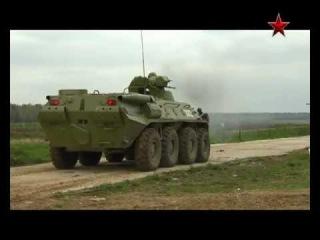 Оружие России: 67 лет спустя - Бронетранспортёр БТР-80 / Военные автомобили