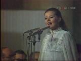 Людмила Сенчина - Ласковая песня (1979; муз. Марка Фрадкина - ст. Евгения Долматовского)