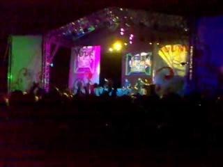 COSMO & СКОРОБОГАТЫЙ @ YOUR EXTREME SOUND (Vologda, Striznevo) [18.08.12]