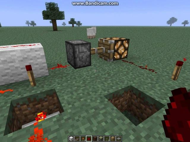 Сигнализация 'REZ' Soartex [MineCraft][3/3]
