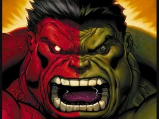 What the Hell is RED HULK ?
