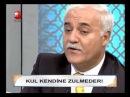 Nihat Hatipoglu : Ahiret günü mahşeri alemini anlatıyor (ibret ) 2009