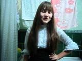 Как быстро смыть косметику с лица))
