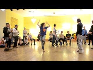 Smashing Beats Vol.4 | TRASH BATTLES | Анна Смирнова (Panda) vs Woox