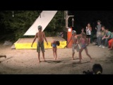 БАРЗОВКА 2010 - Детский концерт - Акробатический этюд - YouTube