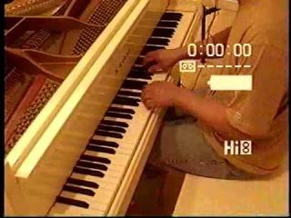 Chim Chim Cher-ee (Chim Chimney) by Jazz Piano player Mark Chang