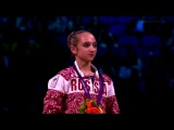 Viktoria Komova// 2012 Olympics AA final: So Close!