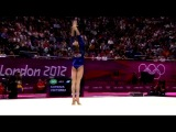 Viktoria Komova//London Olympics 2012: Sheer Elegance!