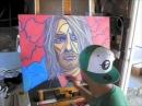 Kurt Cobain x Timothy Teruo Watters