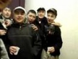 Kiggaz, Ap Clan - Backstage video - 23.02.2005 KGZ