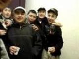 Kiggaz, Ap Clan - Backstage video - 23.02.2005 KGZ