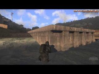 Arma 3 прохождение - часть 2 - Alpha - Водолазы ищут клады