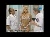 Hot Blonde // Perfect Body // In Microbikini