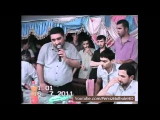 Aydin Xirdalanli vs Rufet Lenkeranli Kolatan Toyu 2012 Meyxana Super Qafiye Perviz Resad