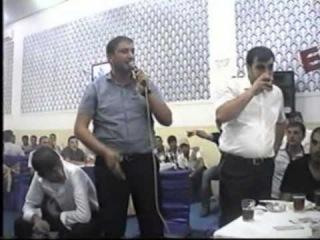 Cavid Reshad Rufet Azer Mirferid Elekber Vuqar -virib oldurubler