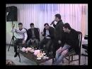 Valeh Lerik, Perviz , Ruslan , Vuqar .2013 Meyxana sene qurban. muzikalni