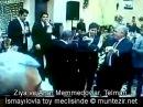 Telman Ismayilov ve Ziya Memmedov ve Namiq Qaracuxurlu-toy meclisinde