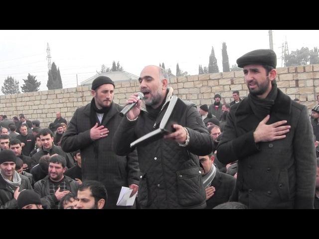 Elshen Xezer-Gence ImamZade-Ashura gunu 2012-Agla Ruqeyya