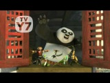 Kung Fu Panda Legends of Awesomeness theme song in hindi by shubham