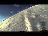 Snowboarding - Seceda (2450m) | Val Gardena | Dolomites | Italy | 2013