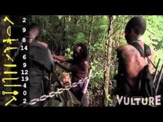 Сколько зомби убито в 3 сезоне Ходячих Мертвецов.
