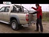 Nissan NP 300, Mazda BT50, SsangYong Actyon Sport part 1