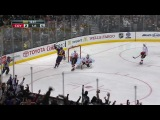 Anze Kopitar Joins In On The Scoring Barrage (Vs. Calgary Flames)