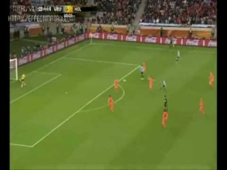 Forlan's all goals on the World Cup 2010 in South Africa