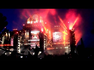 Dominator 2012 Cast of Catastrophe @ E3 STRAND EERSEL (NL) ANGERFIST & OUTBLAST LIVE - Part 2 (HD)