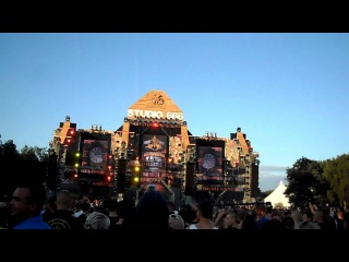 Dominator 2012 Cast of Catastrophe @ E3 STRAND EERSEL (NL) THA PLAYAH & NEOPHYTE LIVE - Intro (HD)