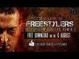 BOOMFUNK MC - FREESTYLERS ( HELLSYSTEM BOOTLEG REMIX ) FREE TRACK