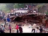 Крупное ДТП в Боливии, 20 чел. погибли 25.01.2013