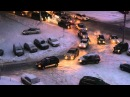 20.12.12 - Скользкий подъем - Октябрьская магистраль