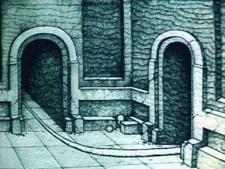 Мультфильмы Ивана Максимова   Болеро 1992