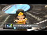 Mimoco Mimo Micros Micro USB Card Readers from CES 2012