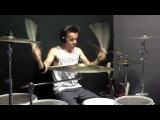 Aaron - Stockholm Syndrome - Blink 182 (Drum Cover)