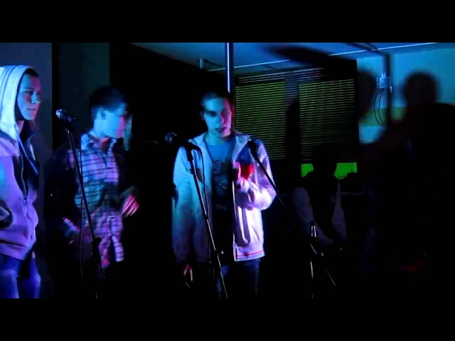 Dirty South - Открытие концерта при уч. G-Arez, SH Vano (on)