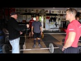 CrossFit - Jumping The Weight with Mike Burgener