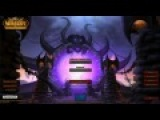 BlizzCon 2010 - World of Warcraft Cataclysm - Rejected Portal Login Screen